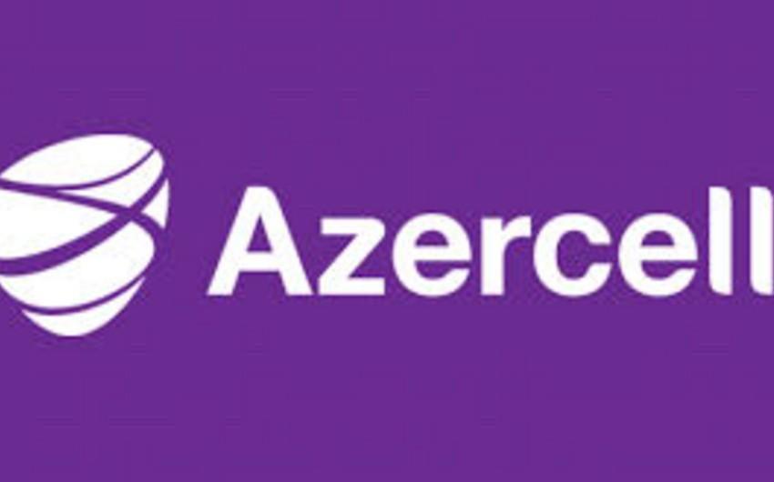 """""""Azercell"""" """"Hədiyyəli Balans"""" kampaniyası həyata keçirir"""