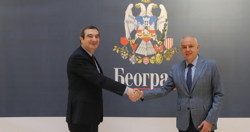 Мэр Белграда предложил наладить сотрудничество с Баку