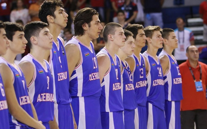 Basketball teams of Azerbaijan and Armenia to play in same group