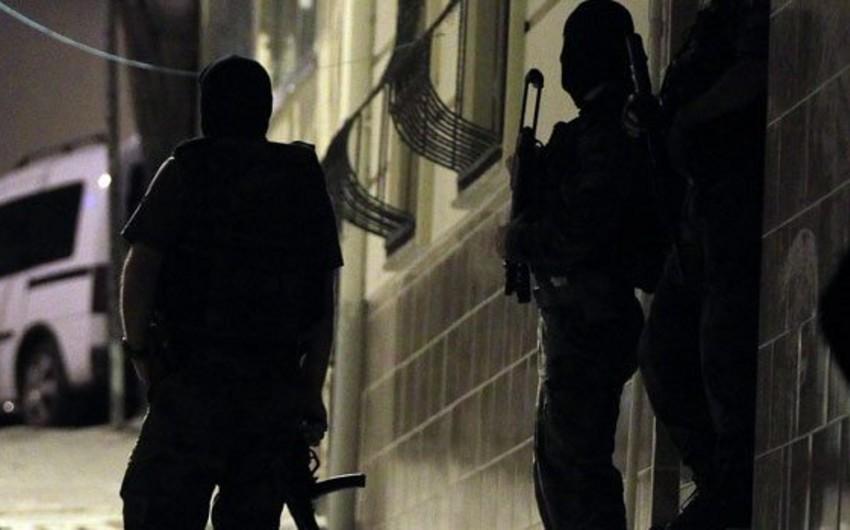 İstanbulda terrorçuluqda şübhəli bilinən 40 nəfər tutulub