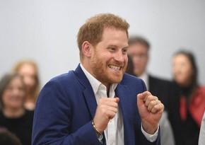 Принц Гарри уйдет в отпуск по уходу за ребенком