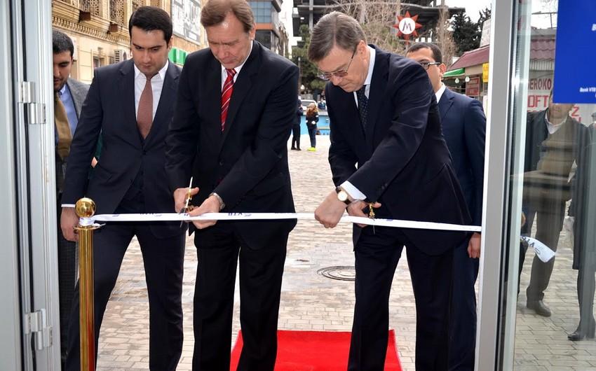 Bank VTB (Azərbaycan) yeni filial açıb