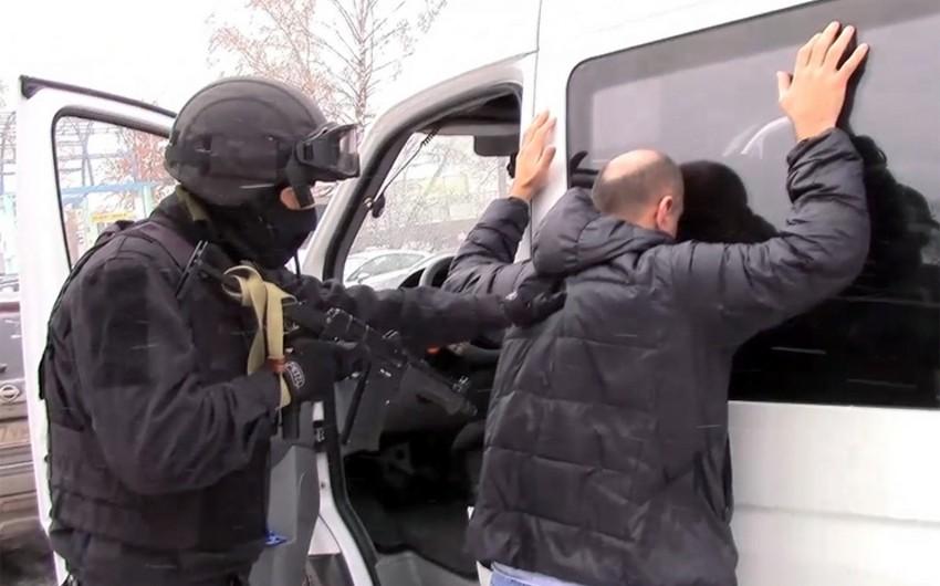 Saxalində terror törətməyə hazırlaşmaqda şübhəli bilinən İŞİD-in iki tərəfdarı tutulub