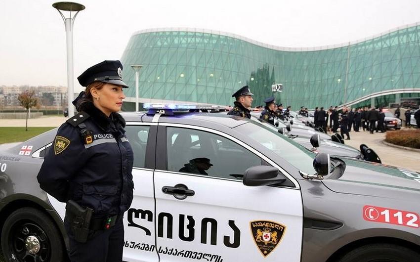 Gürcüstanda patrul polisinin sayı artırılacaq