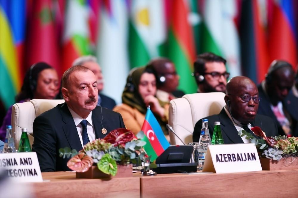 Azərbaycan Prezidenti: BMT-nin fəaliyyətində islahatlara böyük ehtiyac duyulur