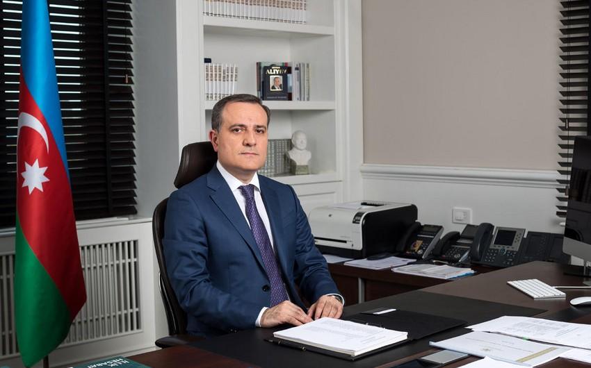 """Ceyhun Bayramov ermənilərin təxribatı ilə bağlı """"CNN Türk""""ə danışdı"""