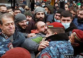 Bu gün Yerevanda Paşinyan əleyhinə növbəti aksiya keçiriləcək