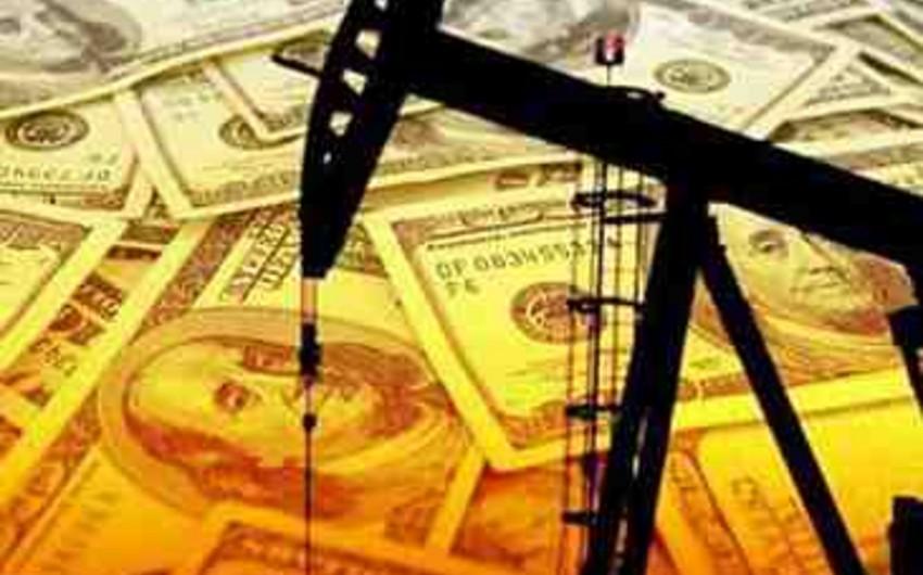 Нефть марки Azeri LT CIF продолжает дешеветь