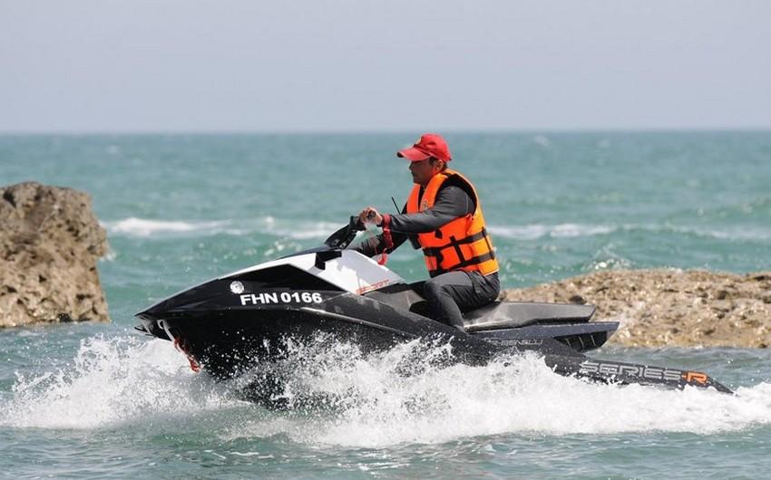 Xəzər dənizində 43 yaşlı kişi batdı
