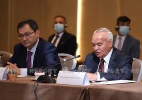 Махмуд Мамедгулиев: Ирак может воспользоваться Зангезурским коридором