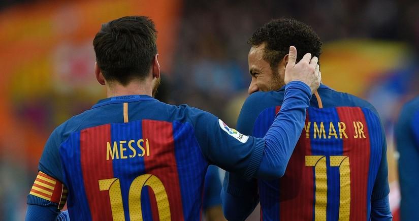 Neymar Messi ilə yenidən birlikdə oynamaq istəyir