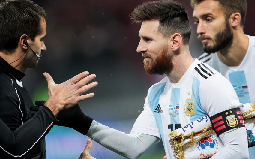 """Lionel Messi: """"DÇ-2018 bizim üçün son şansdır"""""""