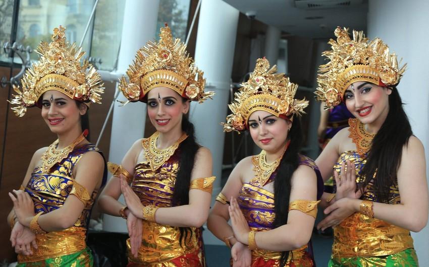 Baku hosted Indonesian culture festival