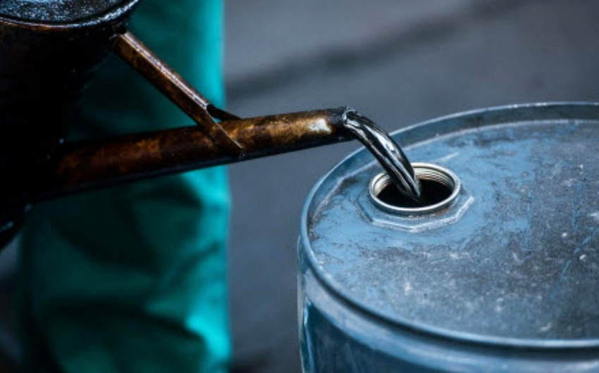 Bu il Azərbaycanda 1 mln ton neft emal edilib