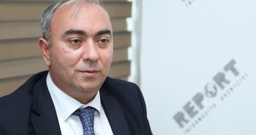 """Namiq Mayılov: """"Dünyada çap məhsuluna dönüş tendensiyası duyulur"""""""
