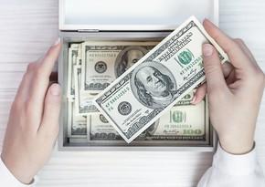 Банки Азербайджана наторговали наличной валютой на 5,2 млрд долларов