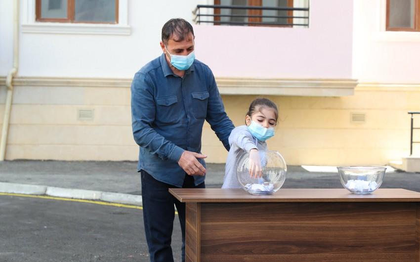 Семьям шехидов и инвалидам войны предоставили еще 50 квартир