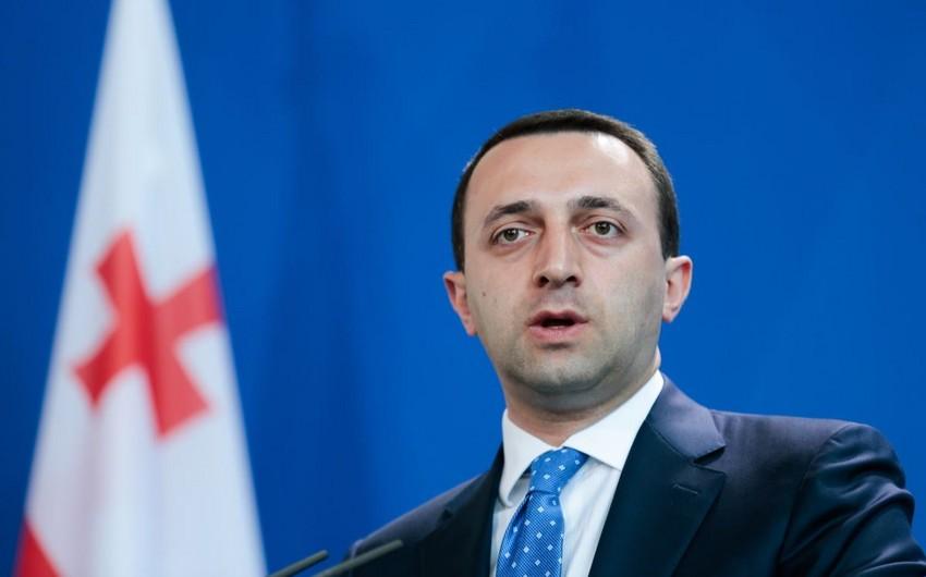 İrakli Qaribaşvili: Gürcüstan nüvə silahından başqa bütün növ silahları istehsal etməlidir