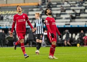 Матч между Ливерпулем и Ньюкаслом завершился вничью