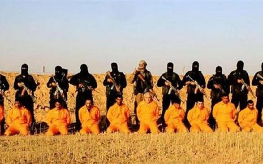 KİV: İŞİD İraqda 80 nəfəri edam edib