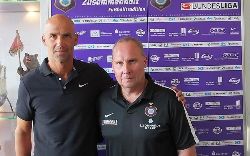 Azərbaycan millisinin Almaniyada çıxış edən futbolçusunun yeni baş məşqçisi müəyyənləşib