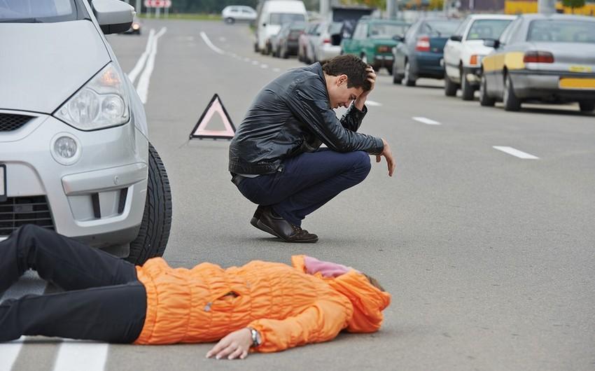 Cəlilabadda piyadanı avtomobil vuraraq öldürüb - YENİLƏNİB
