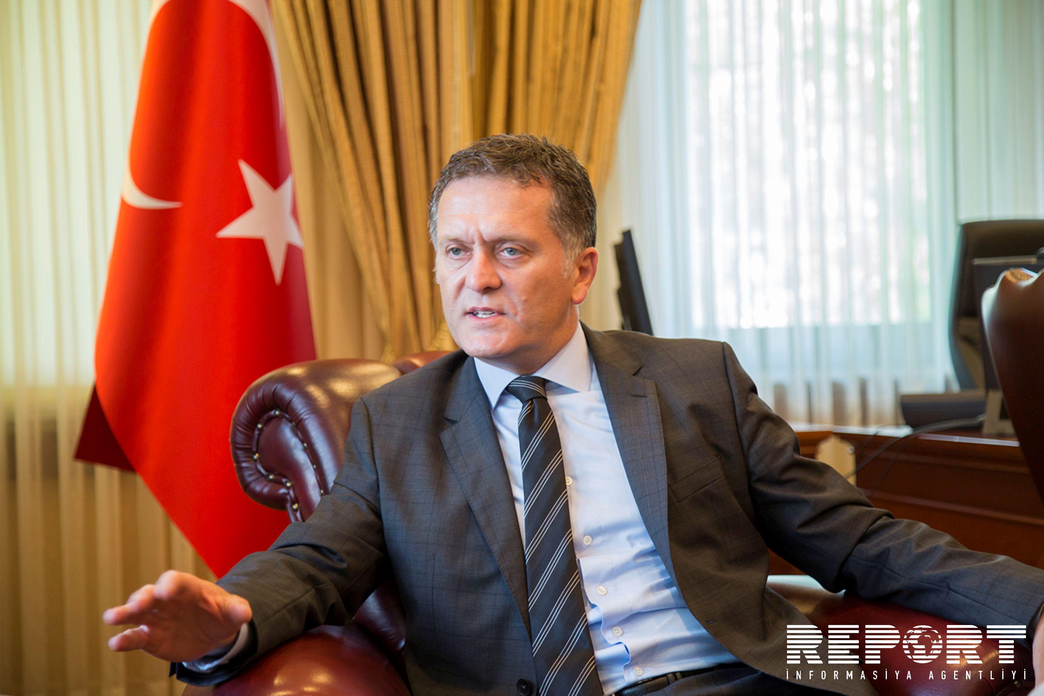 Исмаил Алпер Джошгун: Азербайджан сыграл большую роль в восстановлении турецко-российских отношений