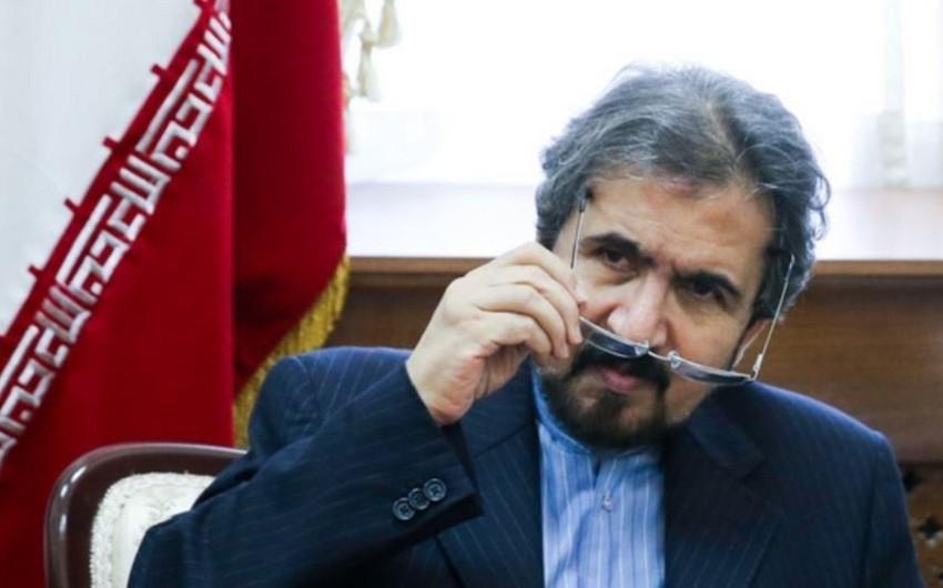 İranın Xarici İşlər Nazirliyi ABŞ hərbçisinin həbsini təsdiqləyib