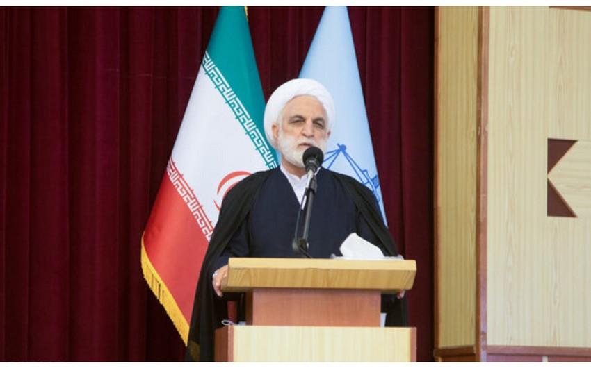 İran kəşfiyyatının keçmiş rəisi Ali Məhkəmənin sədri təyin olunub