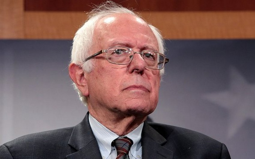 Senator Berni Sanders ABŞ-da keçiriləcək 2020-ci il prezident seçkilərində iştirak edəcək