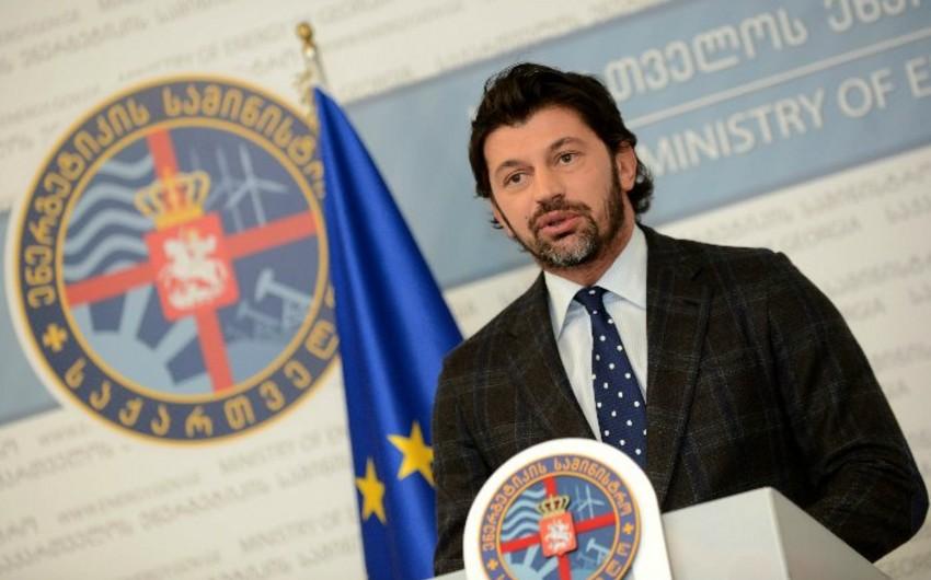 Kaxa Kaladze Qazprom nümayəndəsi ilə gizli görüş keçirib