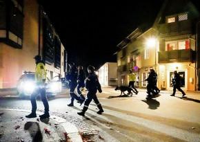Norveçdə beş nəfəri oxla öldürən əcnəbi həbs edilib