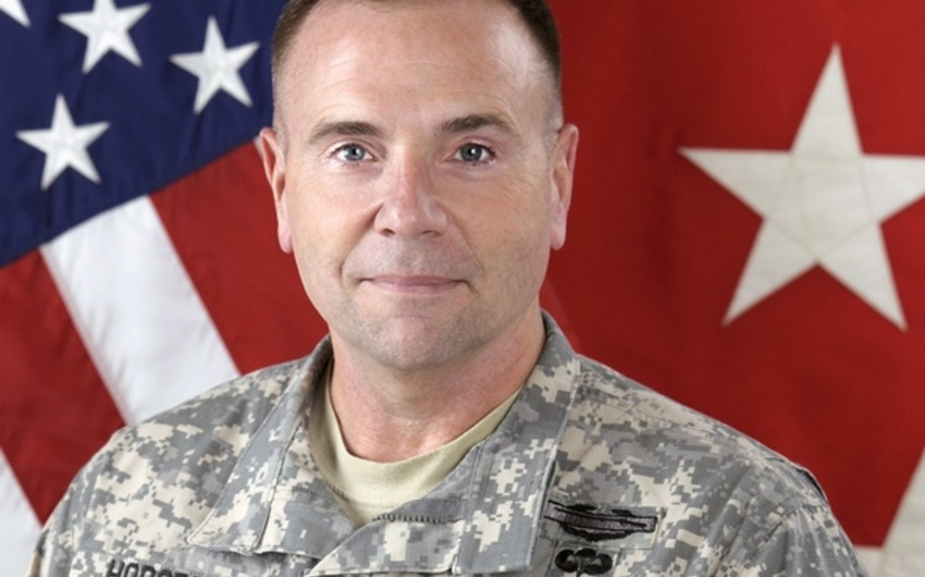 Representative of the US European Command: Azerbaijan is interested in security and stability
