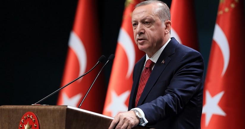 Эрдоган: Армения является помехой стабильности в регионе