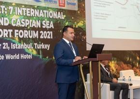 Azərbaycan İstanbulda keçirilən Beynəlxalq Nəqliyyat Forumunda təmsil olunub