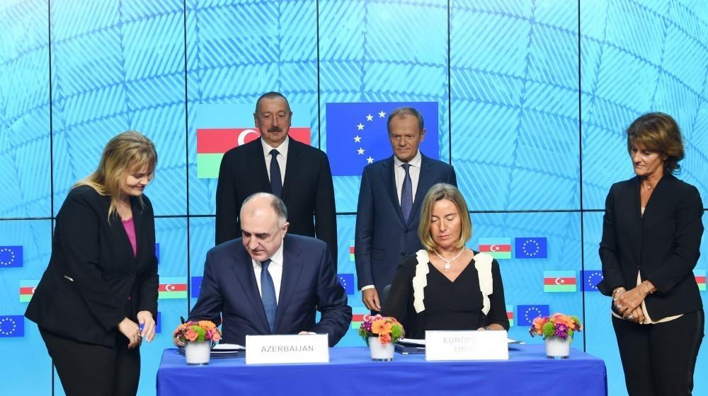 Азербайджан и ЕС парафировали документ о приоритетах партнерства