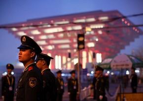 В Китае полиция задержала восемь человек в связи со взрывом газа на рынке