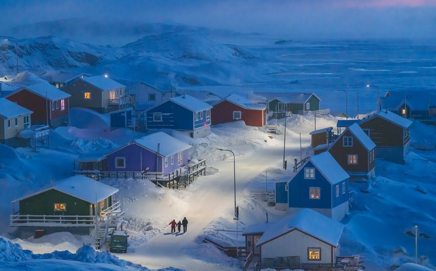 Denmark considers issue of selling Greenland to United States closed