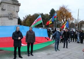 Moldovada Azərbaycanın tarixi qələbəsi qeyd edilib