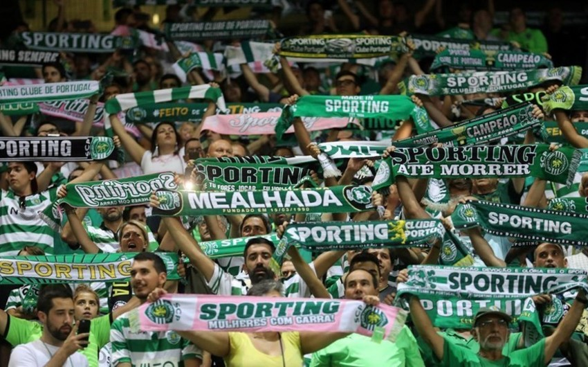 Sportinq klubu Qarabağla matçdan öncə azarkeşlərinə müraciət edib