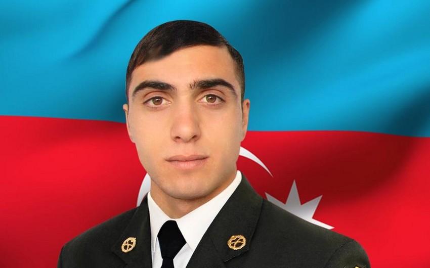 Internal Troops' sergeant martyred in Shusha battles