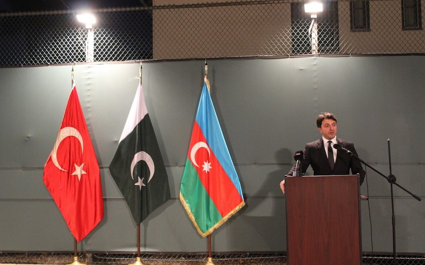 Azerbaijan-Pakistan-Turkey Brotherhood celebrated in Los Angeles