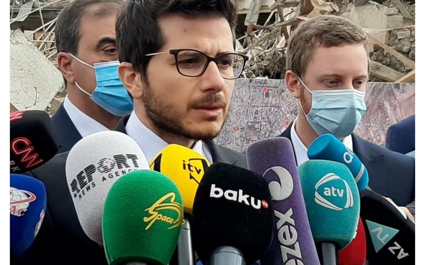 """İsrail səfiri: """"Azərbaycanla dostluğumuza dəyər veririk"""""""