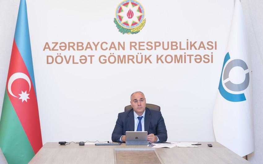 Azərbaycan və İran gömrükdə əməkdaşlığın genişləndirilməsini müzakirə edib