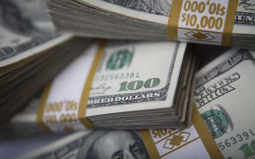 ABŞ-ın dövlət büdcəsinin kəsiri 625 milyard dollara çatıb