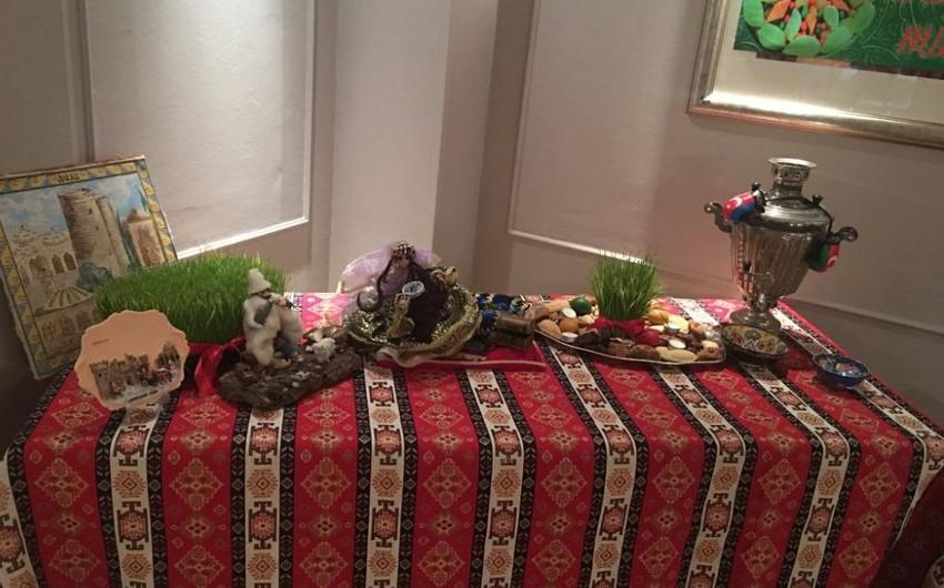 Şotlandiya azərbaycanlıları Novruz bayramını qeyd ediblər