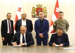 Israeli company signs agreement with Georgia