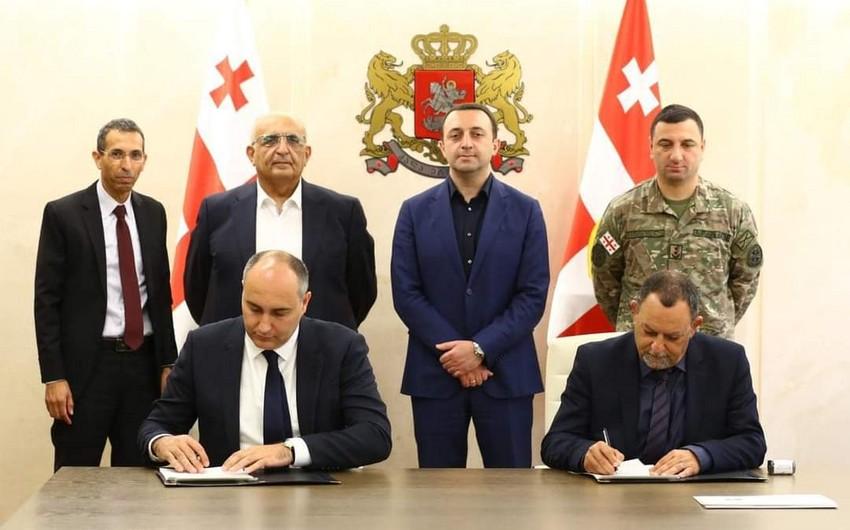 Azərbaycanla əməkdaşlıq edən İsrail şirkəti Gürcüstanda saziş imzalayıb