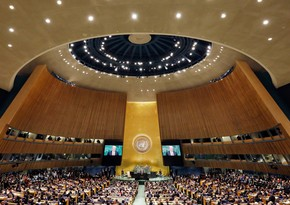 Turkey takes over UN General Assembly's chairmanship