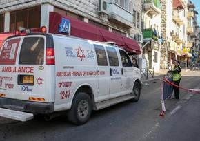 Gürcüstan vətəndaşı İsraildə raket hücumları zamanı yaralanıb